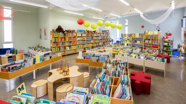 Leseförderung - Unsere Kinder zu Lesern machen
