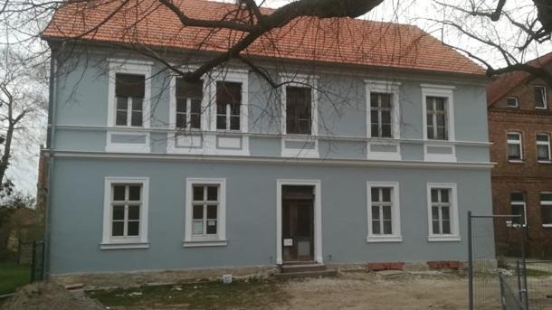 Sanierung des Obergeschosses des ehemaligen Kantorats