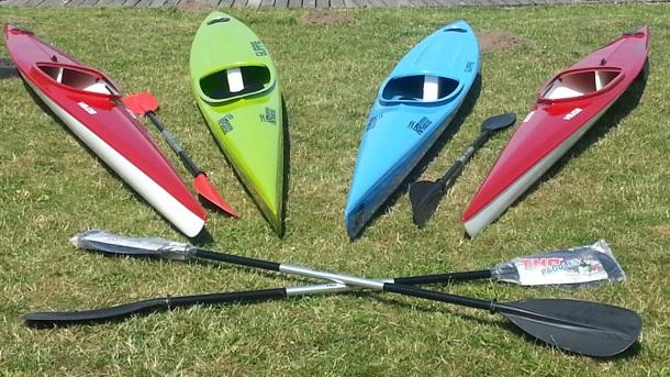 Neuer Trainings- und Wettkampfpartner für die jungen Kanuten