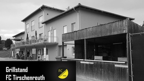 Neuer Grillstand für den FC Tirschenreuth
