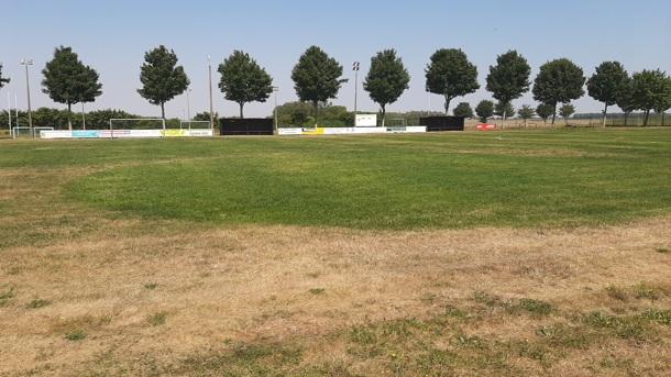 Bewässerungssystem Fussballplatz Neuenkirchen