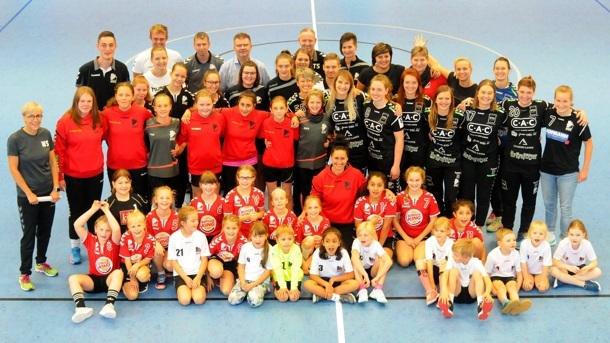 Handballverein Chemnitz - 1 Verein, 1 Familie, 1 Vision