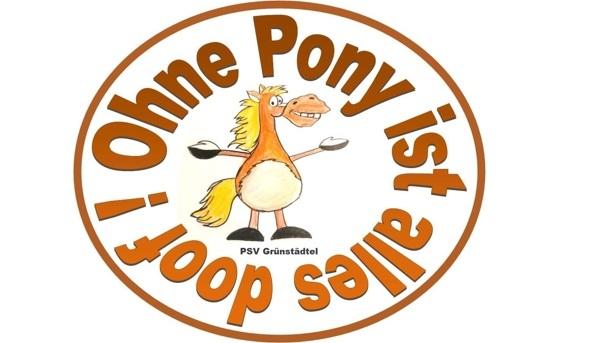 Ohne Pony ist alles doof!